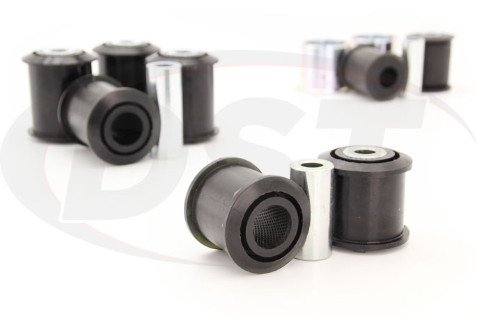 jeep wrangler front control arm bushings whiteline