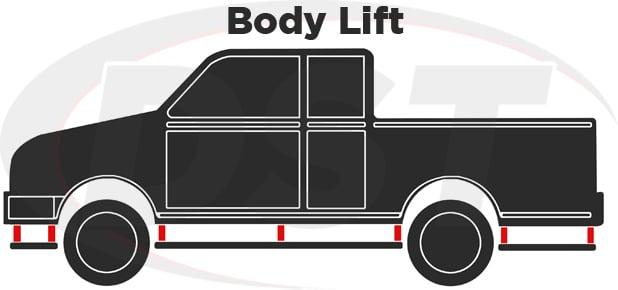 truck body lift