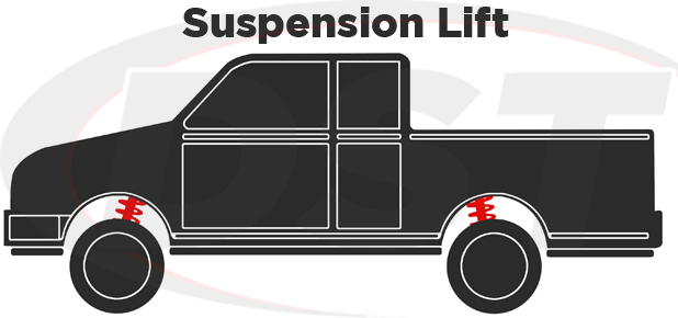 truck suspension lift