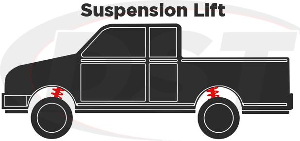 truck suspension lift