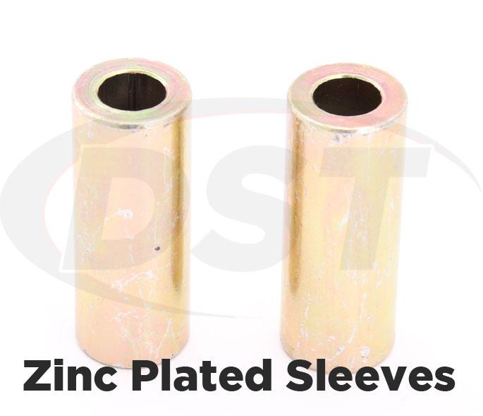zinc sleeves