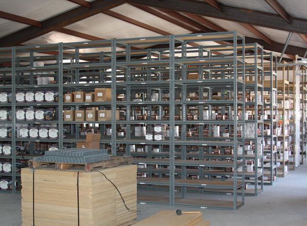 DST Shelves