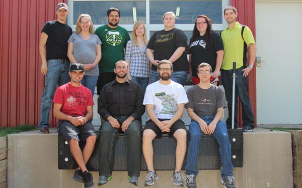 DST Team 2013