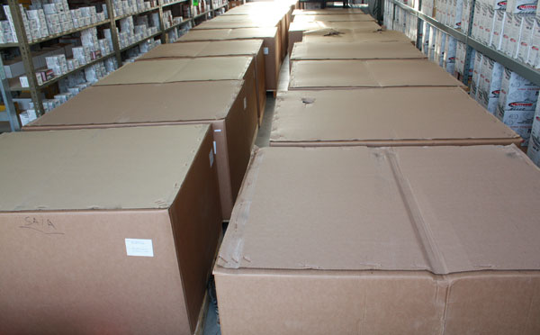 DST Truckload Inventory