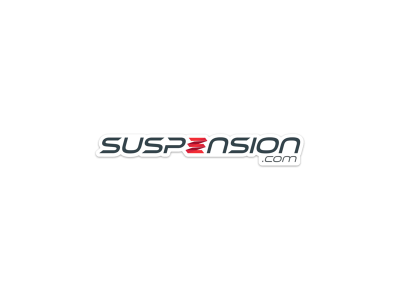 dsus001 Suspension.com Decal