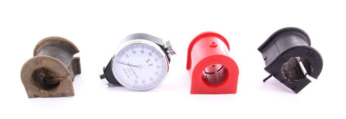 Durometer and Suspension Bushings | Suspension.com
