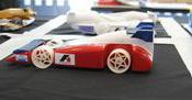 AXIUM Granbury Team Car