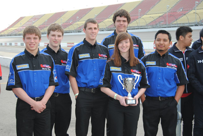 Team AXIUM F1 Granbury Highschool Team