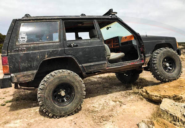 lifted jeep 4x4