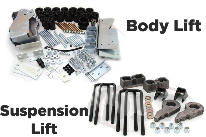 what is a lift kit