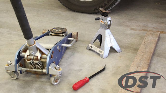 tools for checking ball joints
