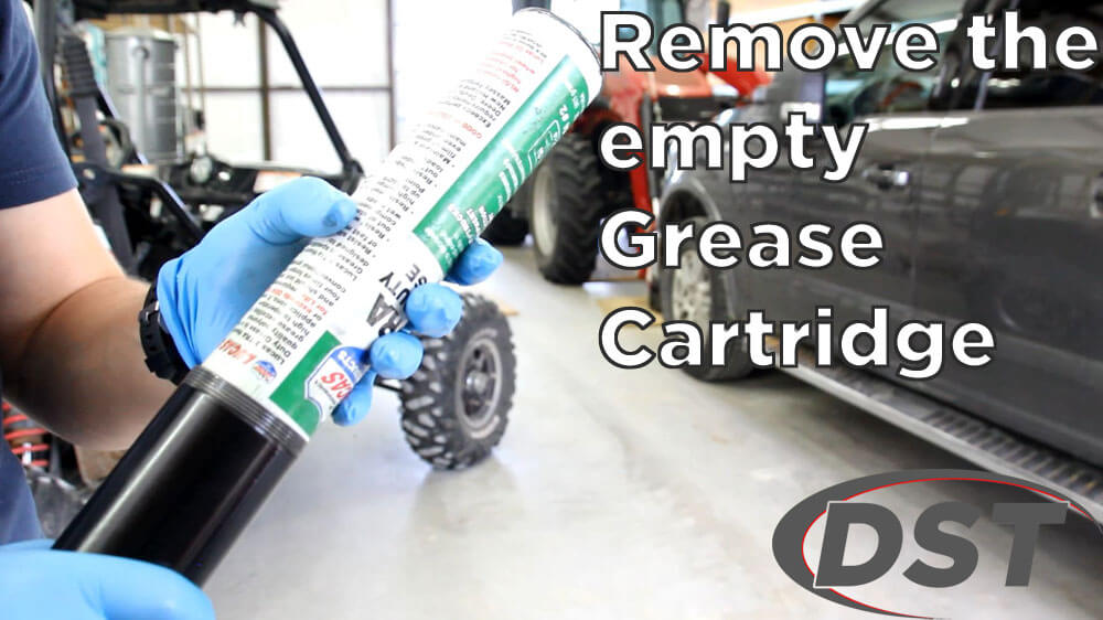 How To Load A Grease Gun Suspension