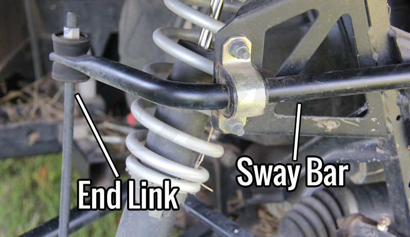 how to measure a sway bar diameter