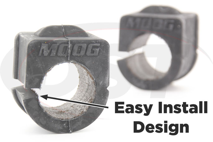 moog 34mm front sway bar bushings for impala and grand prix