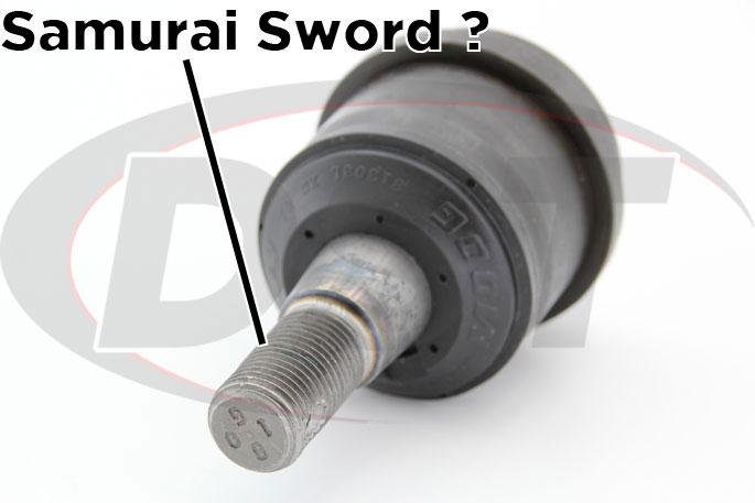 full ball metal stud