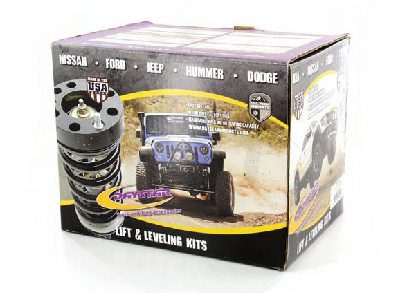 daystar leveling kits