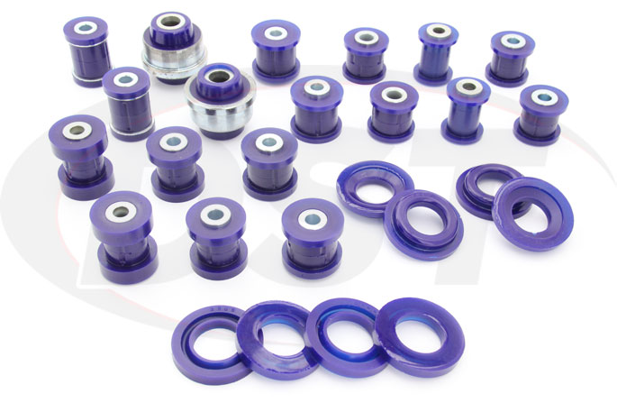 bushing enhancement kit 2012-2016 subaru brz
