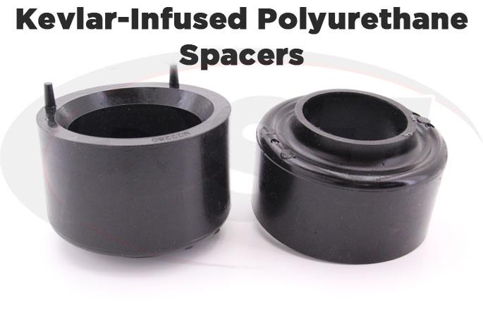 kj09176kv kevlar infused polyurethane spacers