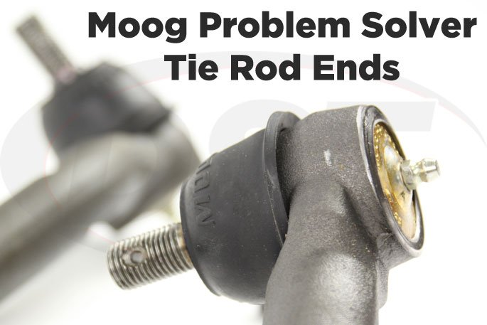 moog problem solver tie rod ends