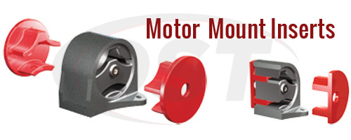 Prothane Motor Mount Inserts