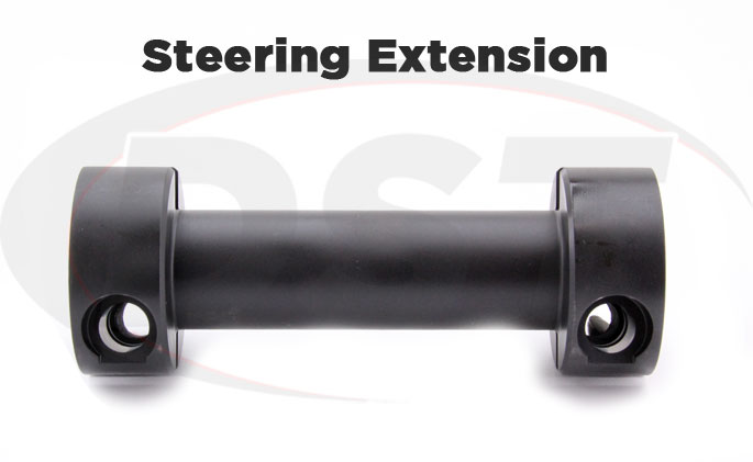 steering extension toyota tacoma