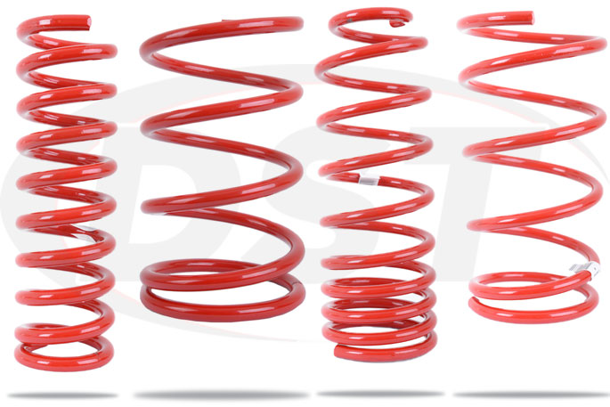 assorted coil springs from pedders
