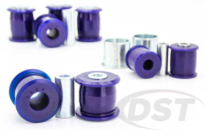 Why Use Polyurethane Bushings Suspension Com