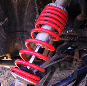 dst rzr 900 coil spring