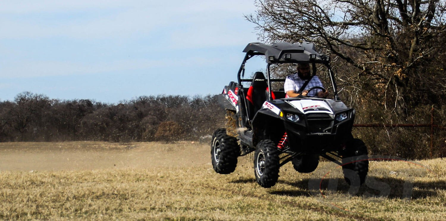rzr 900 catching air