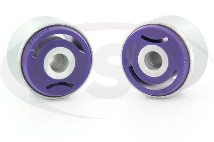 superpro rear differential bushings for subaru forester
