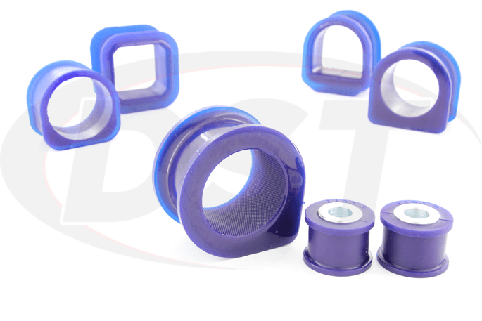 rack and pinion bushings from superpro