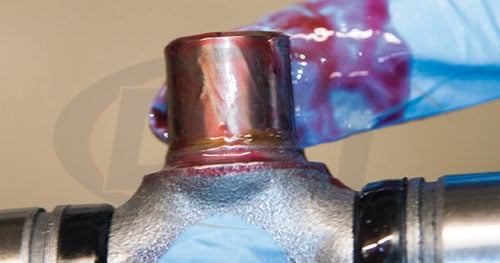 Moog U Joint Install