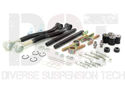 Jeep Wrangler JK 2008 Front and Rear Upper Control Arms - Adjustable