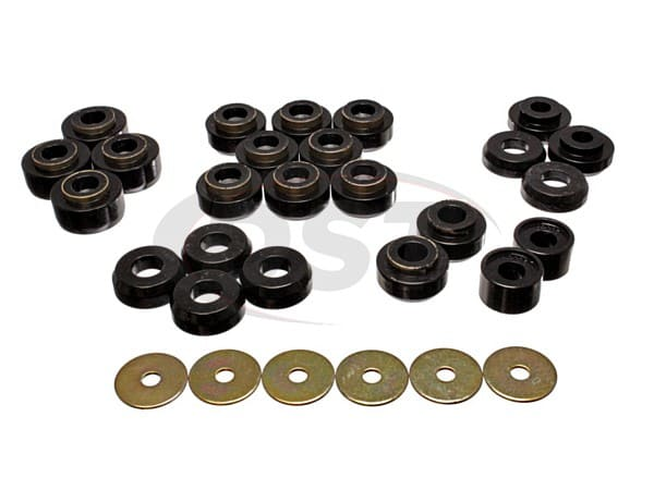 Chevrolet Impala 1996 SS Body to Frame Mount and Radiator Support Bushings