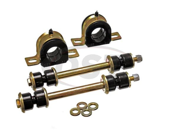 3.5213 Front Sway Bar Bushings and End Links - 36mm (1.41 inch)