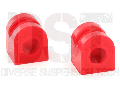 5.5156 Rear Sway Bar Frame Bushings - 17mm