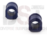MOOG-K6457 Front Sway Bar Frame Bushings - 33.5mm (1-5/16 Inch)