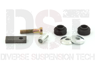 MOOG-K7087 Front Lower Arm Sway Bar End Link Kit (sway bar)