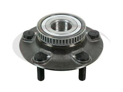 MOOG-512029 Rear Wheel Bearing and Hub Assembly