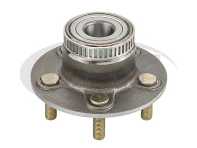 MOOG-512220 Rear Wheel Bearing and Hub Assembly