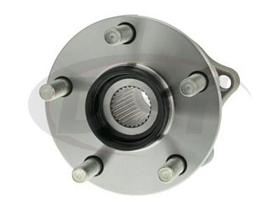 MOOG-512401 Rear Wheel Bearing and Hub Assembly