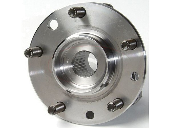 MOOG-513061 Front Wheel Bearing and Hub Assembly