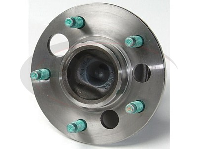 MOOG-513062 Rear Wheel Bearing and Hub Assembly