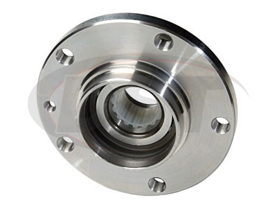 MOOG-513096 Front Wheel Bearing and Hub Assembly