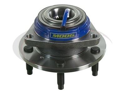 MOOG-513121 Front Wheel Bearing and Hub Assembly