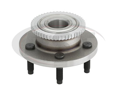 MOOG-513202 Front Wheel Bearing and Hub Assembly
