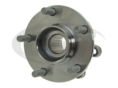 MOOG-513306 Front Left Wheel Bearing and Hub Assembly