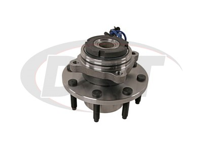 MOOG-515020 Front Wheel Bearing and Hub Assembly