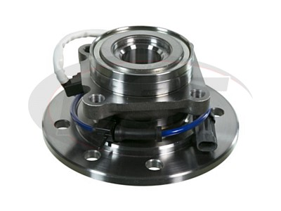 MOOG-515041 Front Wheel Bearing and Hub Assembly
