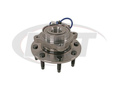 MOOG-515058 Front Wheel Bearing and Hub Assembly
